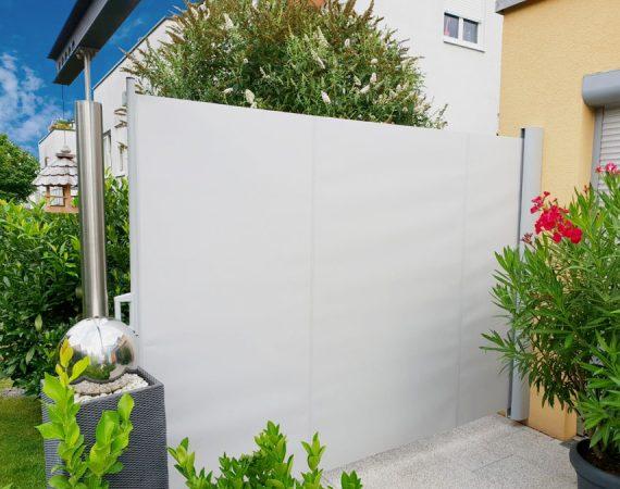 Der Windschutz für Ihren Balkon oder Ihre Terrasse